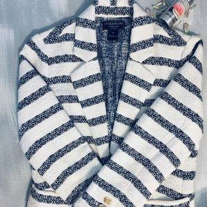 🌻Lucky brand woman's tweed jacket